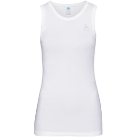 Odlo Performance Light Top Cuello Barco Mujer, white